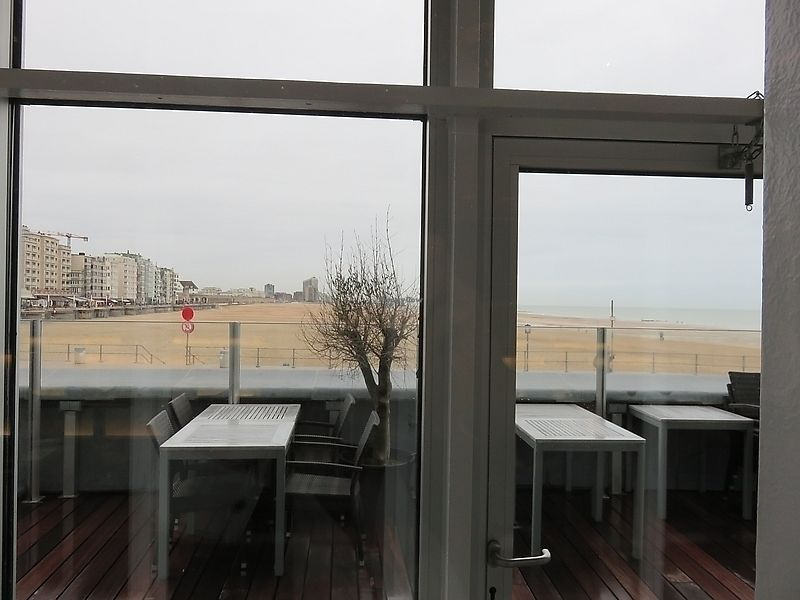 """Photo of CLOSED: Agua del Mar  by <a href=""""/members/profile/TrudiBruges"""">TrudiBruges</a> <br/>view at beach and Northsea, Aqua del Mar, Ostend,  <br/> November 20, 2017  - <a href='/contact/abuse/image/105462/327460'>Report</a>"""