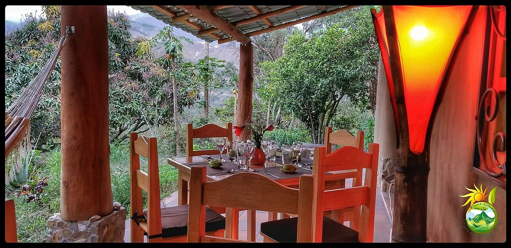 """Photo of Finca Oasis Verde   by <a href=""""/members/profile/EagleFeather"""">EagleFeather</a> <br/>Outdoor Patio  <br/> November 19, 2017  - <a href='/contact/abuse/image/105469/327185'>Report</a>"""
