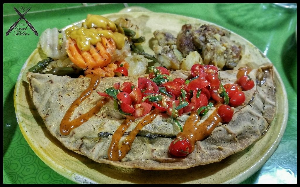 """Photo of Finca Oasis Verde   by <a href=""""/members/profile/EagleFeather"""">EagleFeather</a> <br/>Empanada Dinner <br/> February 14, 2018  - <a href='/contact/abuse/image/105469/359363'>Report</a>"""