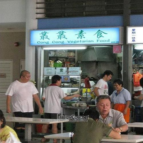 "Photo of Ru Yi Vegetarian Food Stall  by <a href=""/members/profile/cvxmelody"">cvxmelody</a> <br/>Cong Cong Vegetarian stall in Tiong Bahru Market <br/> October 25, 2010  - <a href='/contact/abuse/image/10546/6211'>Report</a>"