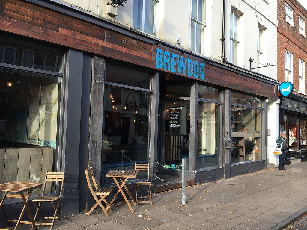 """Photo of BrewDog  by <a href=""""/members/profile/hack_man"""">hack_man</a> <br/>Exterior  <br/> November 19, 2017  - <a href='/contact/abuse/image/105470/327104'>Report</a>"""