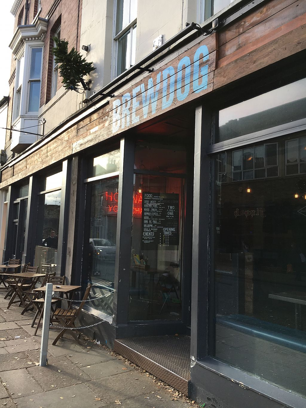 """Photo of BrewDog  by <a href=""""/members/profile/hack_man"""">hack_man</a> <br/>Exterior  <br/> November 19, 2017  - <a href='/contact/abuse/image/105470/327105'>Report</a>"""