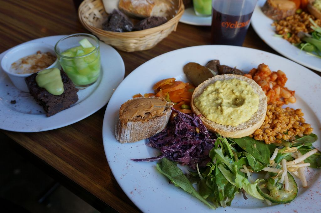 """Photo of La Recyclerie  by <a href=""""/members/profile/Ricardo"""">Ricardo</a> <br/>Brunch Plate <br/> December 17, 2017  - <a href='/contact/abuse/image/105478/336592'>Report</a>"""