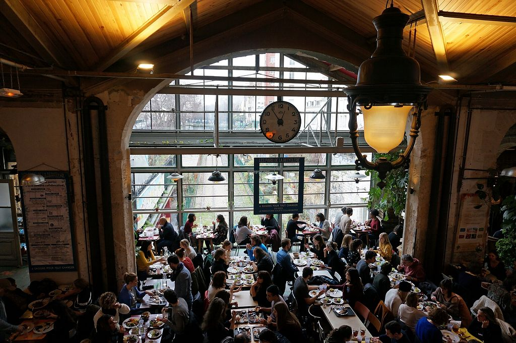 """Photo of La Recyclerie  by <a href=""""/members/profile/Ricardo"""">Ricardo</a> <br/>Brunch Atmosphere <br/> January 20, 2018  - <a href='/contact/abuse/image/105478/349014'>Report</a>"""