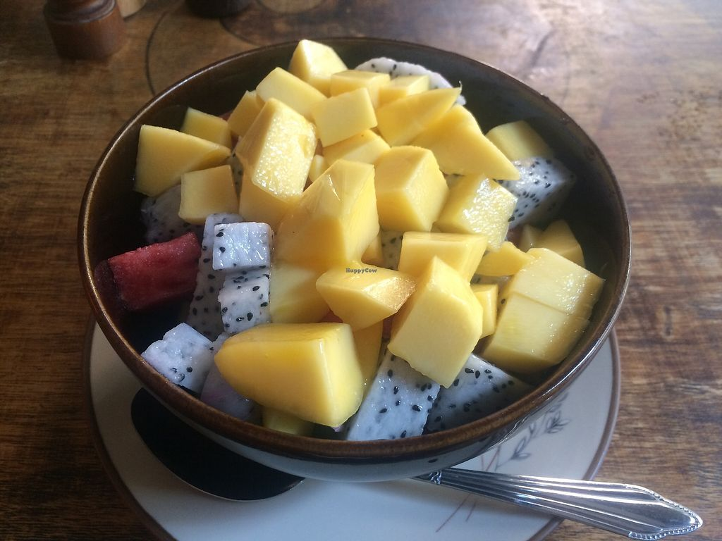 """Photo of Ethos  by <a href=""""/members/profile/AnnaWacker"""">AnnaWacker</a> <br/>Fruit salad, 120 bath.  <br/> January 19, 2018  - <a href='/contact/abuse/image/10554/348236'>Report</a>"""