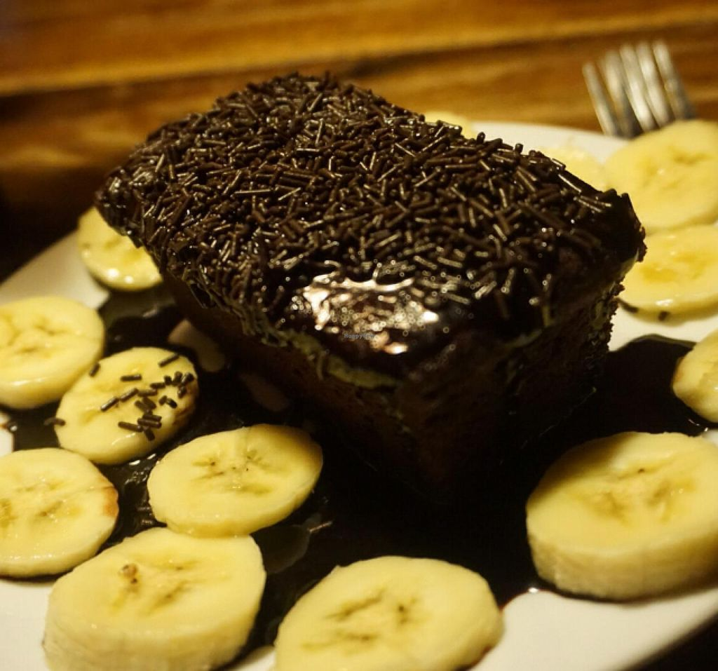 """Photo of Ethos  by <a href=""""/members/profile/Anniegracexx"""">Anniegracexx</a> <br/>vegan Choco cake!! yum!!  <br/> February 5, 2015  - <a href='/contact/abuse/image/10554/92303'>Report</a>"""