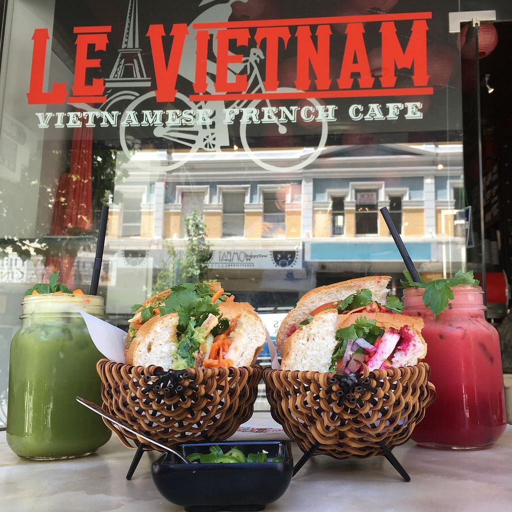 "Photo of Le Vietnam Cafe  by <a href=""/members/profile/veganjess86"">veganjess86</a> <br/>Vegan lover and avocado bacon sandwich  <br/> November 21, 2017  - <a href='/contact/abuse/image/105608/327710'>Report</a>"