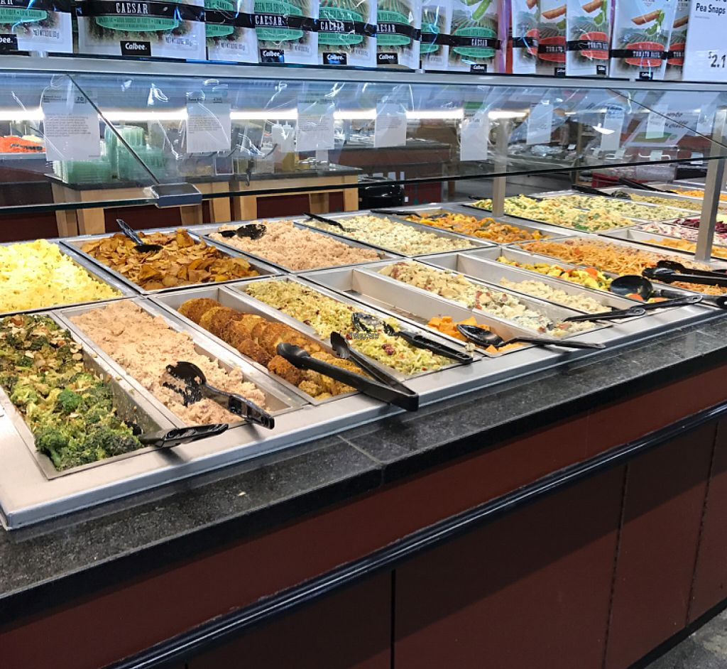 "Photo of Whole Foods Market  by <a href=""/members/profile/Sarah%20P"">Sarah P</a> <br/>hot bar  <br/> March 18, 2017  - <a href='/contact/abuse/image/10563/238128'>Report</a>"