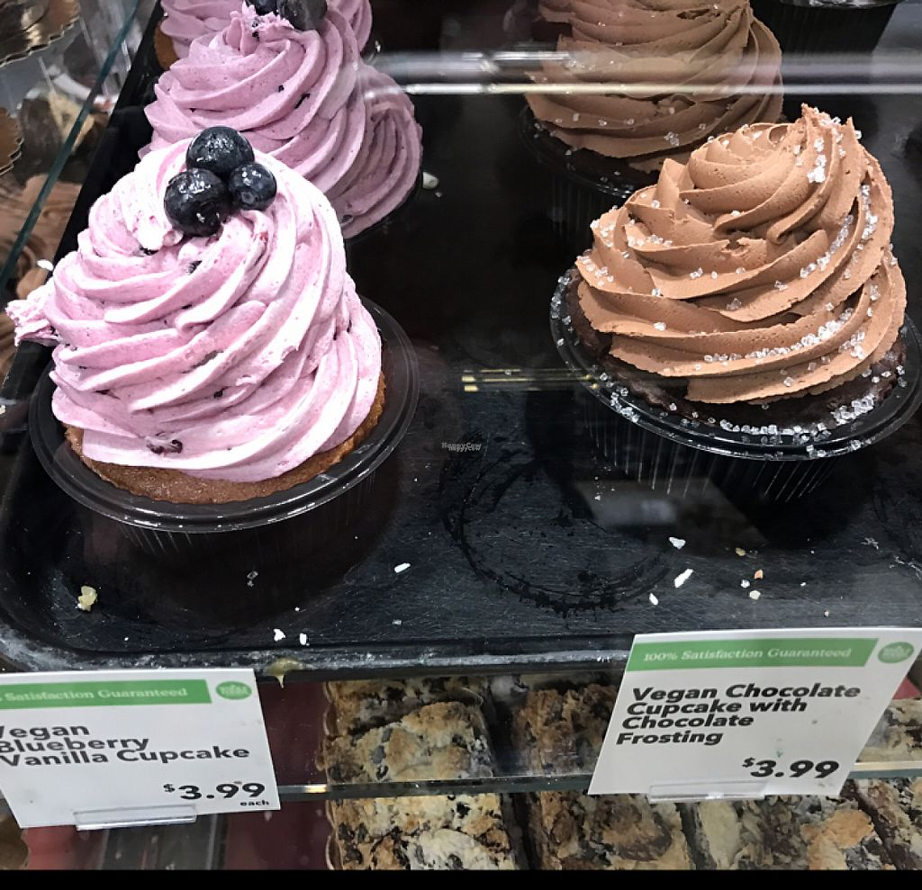 "Photo of Whole Foods Market  by <a href=""/members/profile/Sarah%20P"">Sarah P</a> <br/>cupcakes <br/> March 19, 2017  - <a href='/contact/abuse/image/10563/238344'>Report</a>"