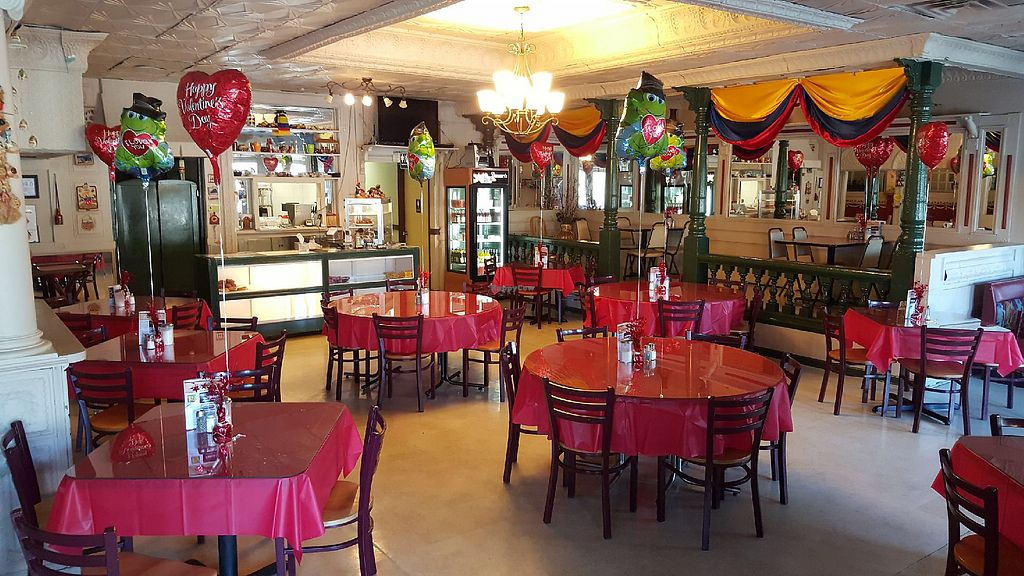 """Photo of Liliana's Colombian Restaurant & Bakery  by <a href=""""/members/profile/LiloVee"""">LiloVee</a> <br/>Entrance view <br/> April 3, 2018  - <a href='/contact/abuse/image/105650/380391'>Report</a>"""