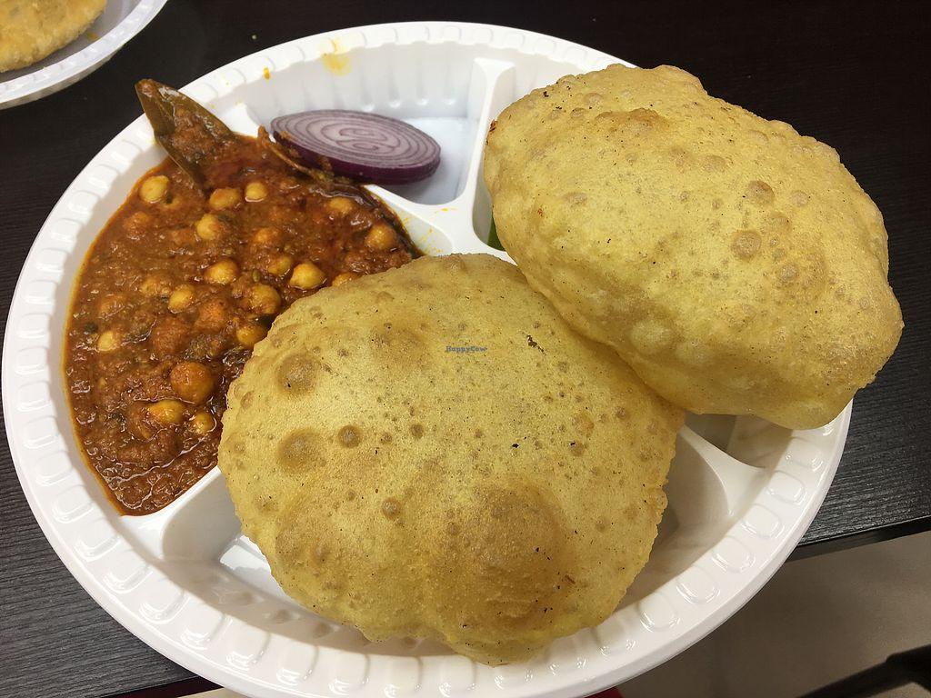 "Photo of Saburi Vegetarian Restaurant  by <a href=""/members/profile/AnandGoyal"">AnandGoyal</a> <br/>Poori Chola <br/> November 23, 2017  - <a href='/contact/abuse/image/105687/328546'>Report</a>"