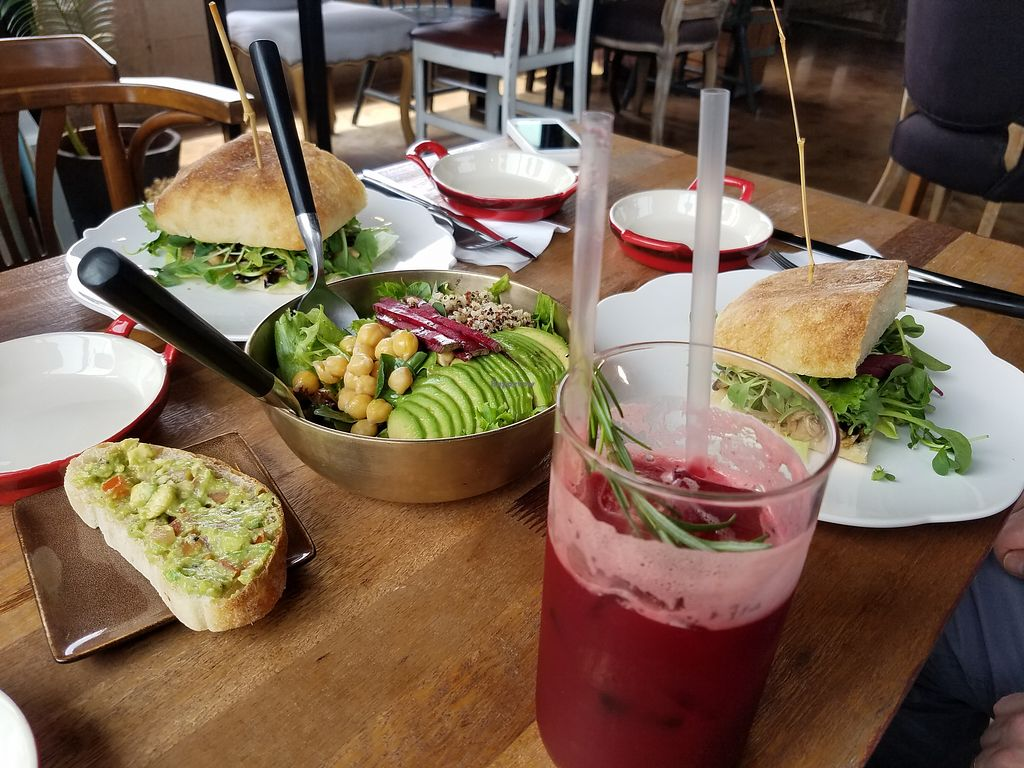 """Photo of Cafe901  by <a href=""""/members/profile/HannahP96"""">HannahP96</a> <br/>Lunch <br/> May 14, 2018  - <a href='/contact/abuse/image/105696/399486'>Report</a>"""
