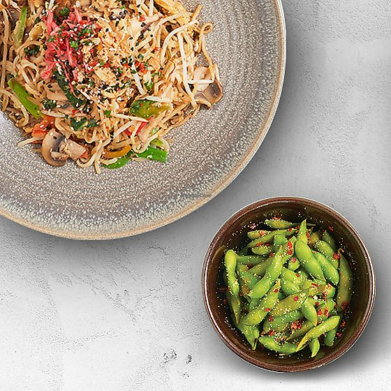 """Photo of Wagamama  by <a href=""""/members/profile/Nikolate"""">Nikolate</a> <br/>pad thai  <br/> November 23, 2017  - <a href='/contact/abuse/image/105701/328369'>Report</a>"""