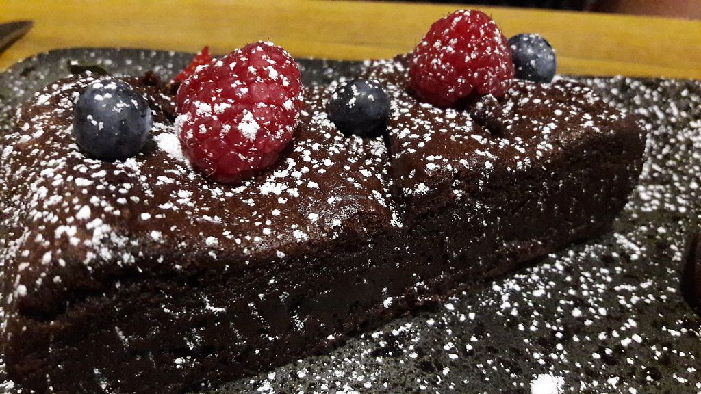 """Photo of The Top Lock  by <a href=""""/members/profile/Veganolive1"""">Veganolive1</a> <br/>Chocolate brownie <br/> January 20, 2018  - <a href='/contact/abuse/image/105703/349059'>Report</a>"""