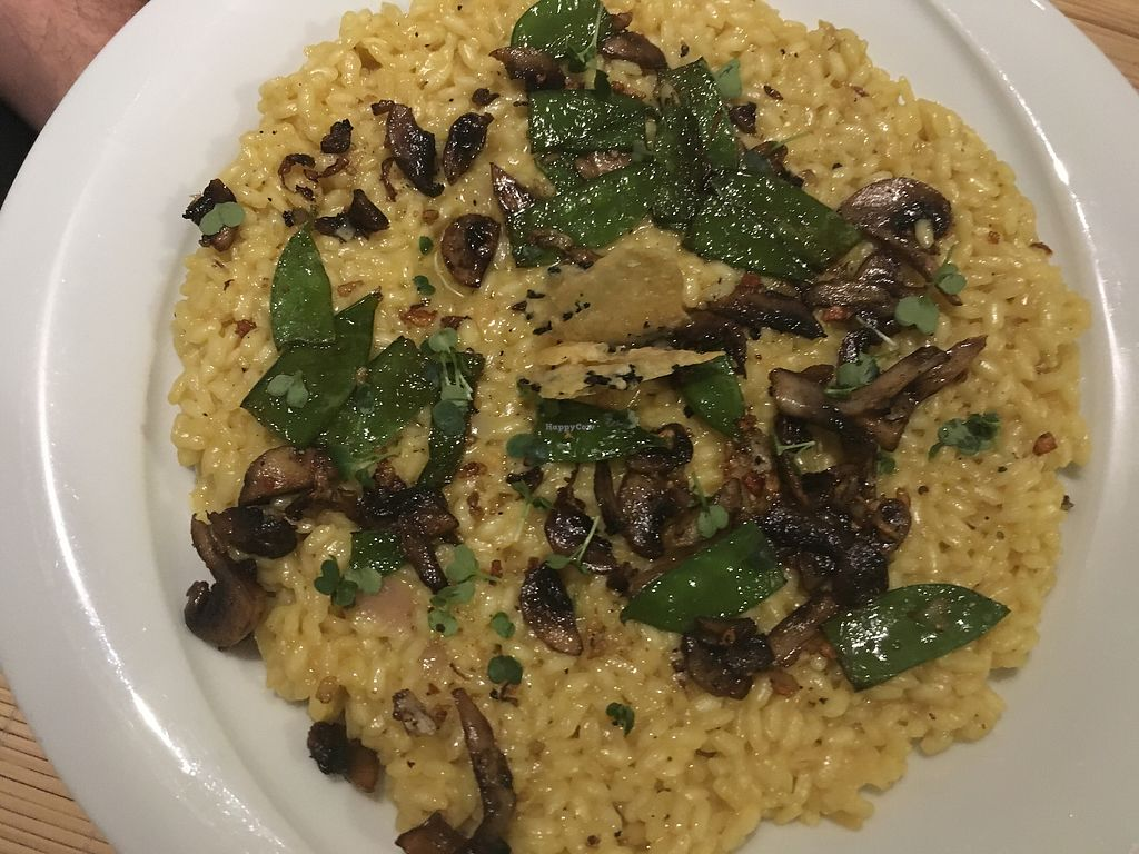 """Photo of Two Buoys Bistro  by <a href=""""/members/profile/monisonfire"""">monisonfire</a> <br/>mushroom risotto  <br/> January 7, 2018  - <a href='/contact/abuse/image/105720/344073'>Report</a>"""