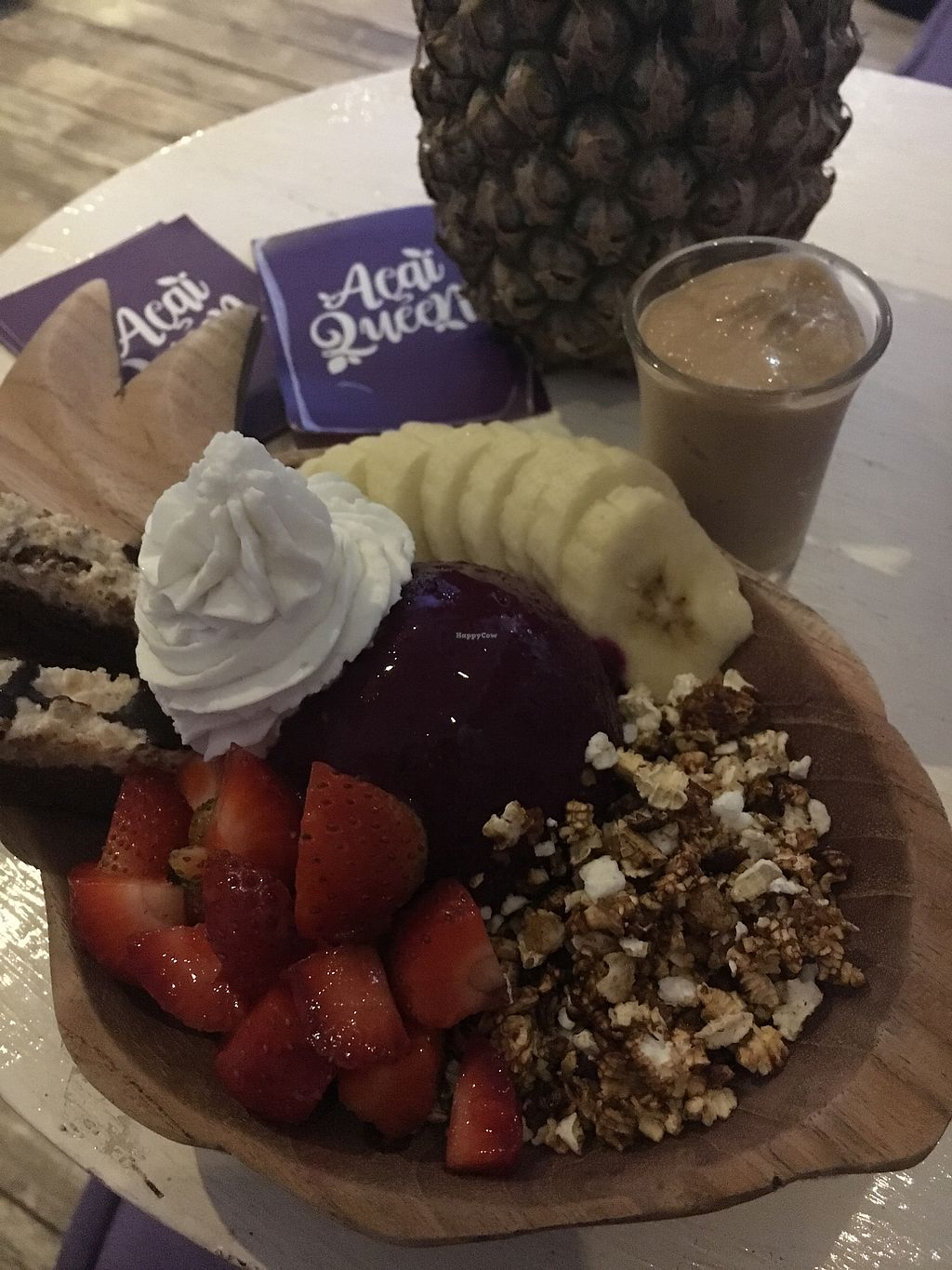 "Photo of Acai Queen  by <a href=""/members/profile/frontiercity"">frontiercity</a> <br/>Amazzzzzing <br/> February 16, 2018  - <a href='/contact/abuse/image/105730/359835'>Report</a>"