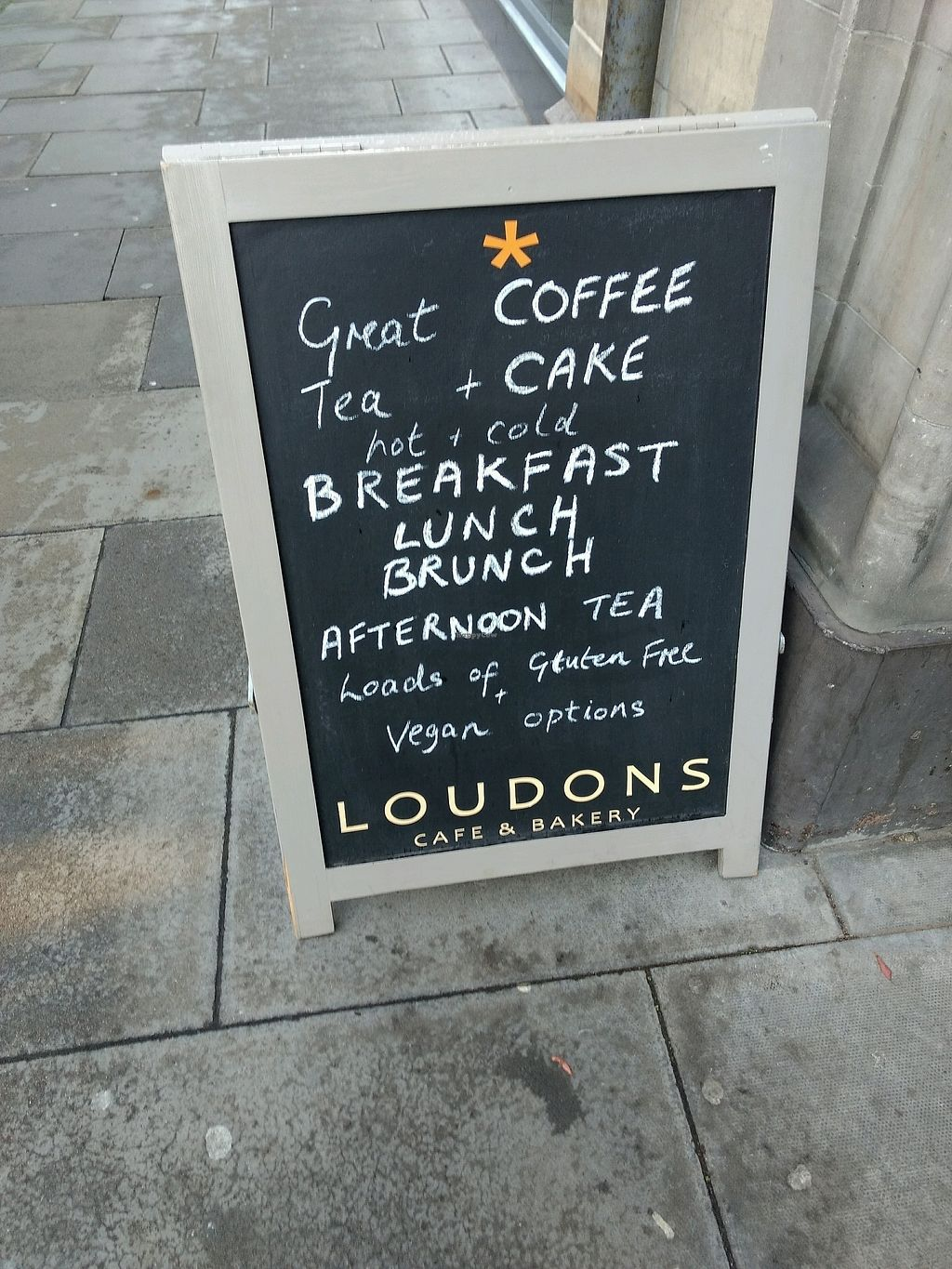 """Photo of Loudons Cafe and Bakery  by <a href=""""/members/profile/craigmc"""">craigmc</a> <br/>the sign <br/> November 24, 2017  - <a href='/contact/abuse/image/105784/328660'>Report</a>"""