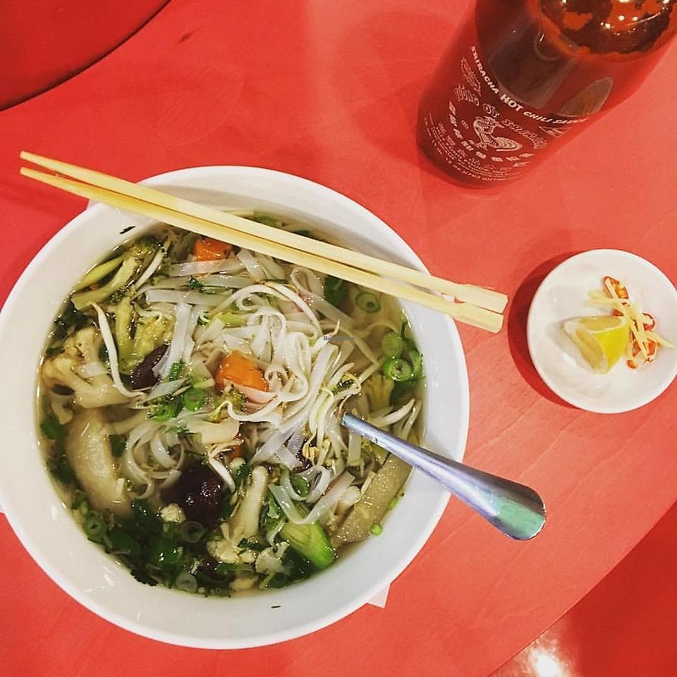 """Photo of Pho  by <a href=""""/members/profile/Nikolate"""">Nikolate</a> <br/>vegan pho  <br/> November 25, 2017  - <a href='/contact/abuse/image/105844/328936'>Report</a>"""