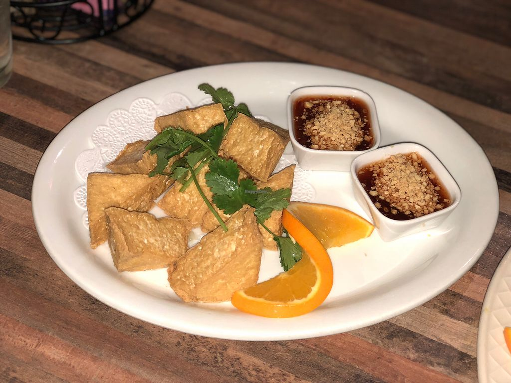 """Photo of JP Thailand Express  by <a href=""""/members/profile/MutatedAlias"""">MutatedAlias</a> <br/>Fried tofu <br/> March 17, 2018  - <a href='/contact/abuse/image/105853/371687'>Report</a>"""
