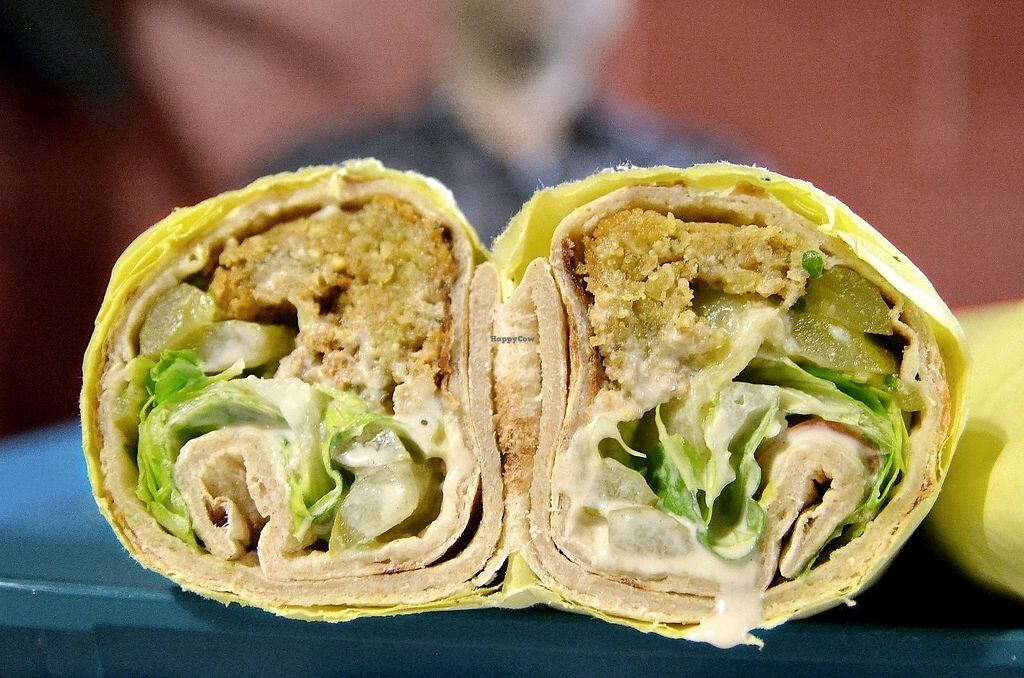"Photo of Mama's Bakery & Deli  by <a href=""/members/profile/KellyBone"">KellyBone</a> <br/>Falafel Wrap <br/> November 26, 2017  - <a href='/contact/abuse/image/105856/329229'>Report</a>"