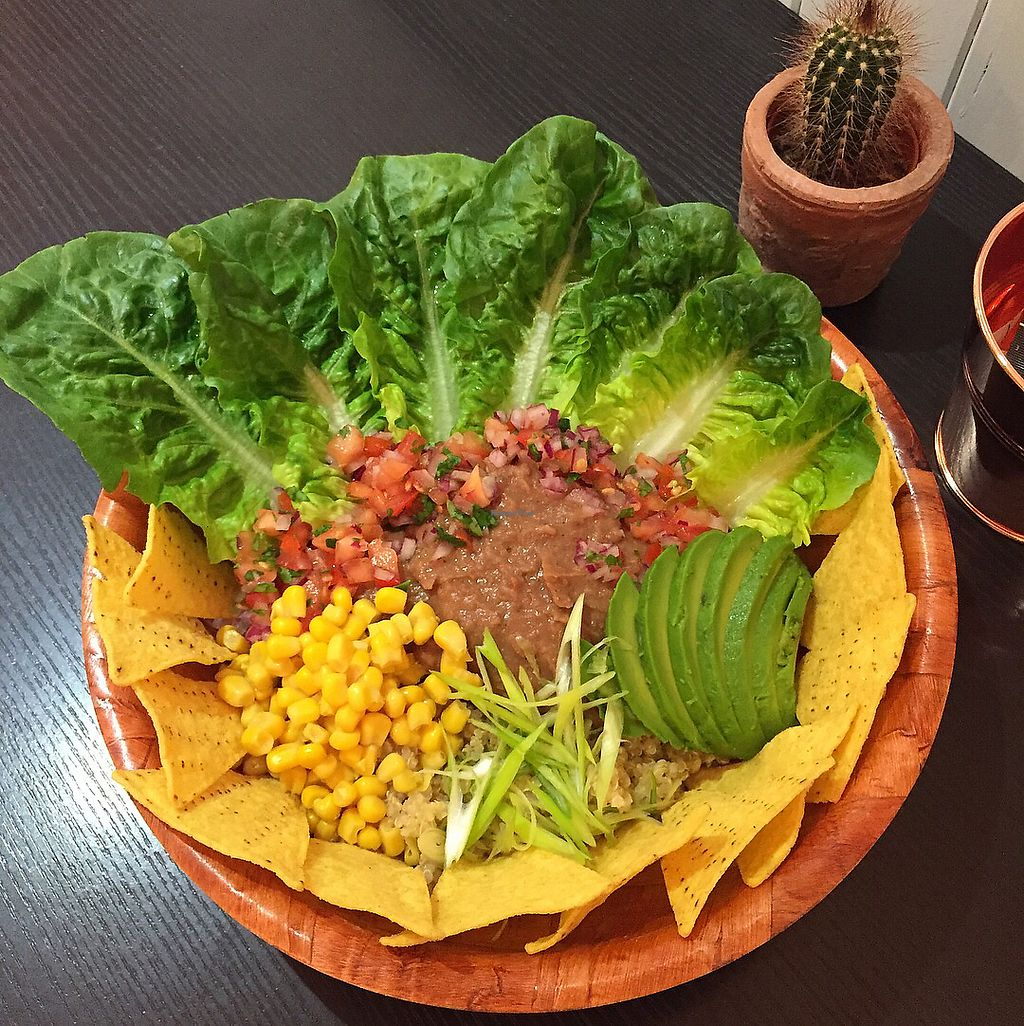 """Photo of Happy Friday Kitchen   by <a href=""""/members/profile/LaurenceWright"""">LaurenceWright</a> <br/>Burrito bowl  <br/> November 24, 2017  - <a href='/contact/abuse/image/105857/328810'>Report</a>"""