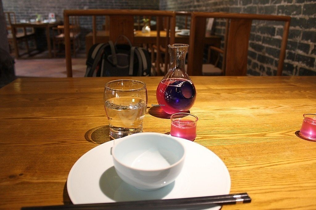 """Photo of Su He Shan Shi  by <a href=""""/members/profile/mcquinten2"""">mcquinten2</a> <br/>a really yummy fermented drink (non alcoholic) <br/> December 5, 2017  - <a href='/contact/abuse/image/105895/332653'>Report</a>"""