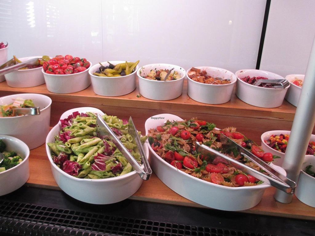"Photo of Sattgruen - Mitte  by <a href=""/members/profile/Joyatri"">Joyatri</a> <br/>Cold salads at lunchtime buffet <br/> November 30, 2014  - <a href='/contact/abuse/image/10598/86840'>Report</a>"