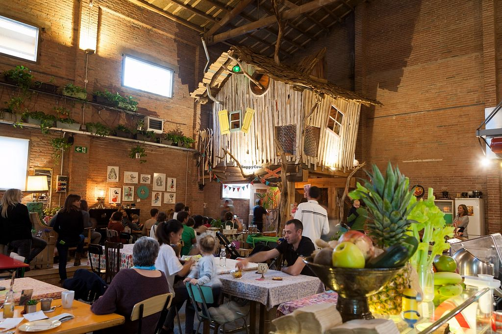 """Photo of La Reciclaria  by <a href=""""/members/profile/KarinVanVeen"""">KarinVanVeen</a> <br/>the restaurant <br/> November 27, 2017  - <a href='/contact/abuse/image/106030/329637'>Report</a>"""