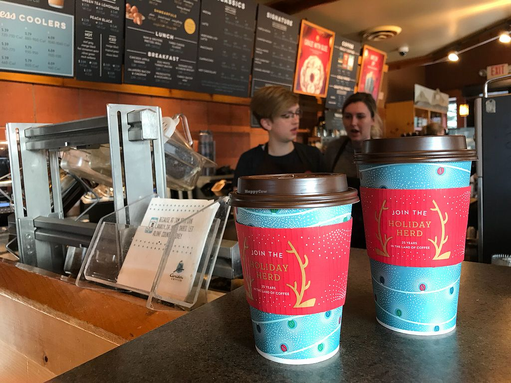 "Photo of Caribou Coffee  by <a href=""/members/profile/KarenTatur"">KarenTatur</a> <br/>Lattes <br/> November 27, 2017  - <a href='/contact/abuse/image/106036/329543'>Report</a>"