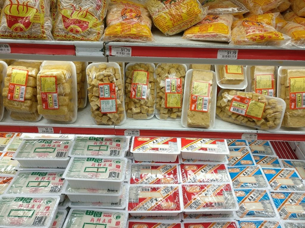 """Photo of World Foods Supermarket  by <a href=""""/members/profile/KellyBone"""">KellyBone</a> <br/>tofu <br/> November 28, 2017  - <a href='/contact/abuse/image/106061/329982'>Report</a>"""