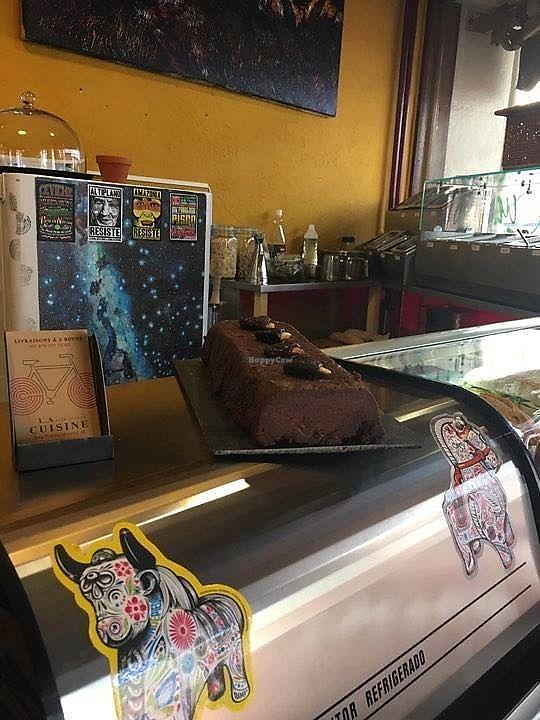 "Photo of Tea Room La Cuisine   by <a href=""/members/profile/AnastassiaRajeshwari"">AnastassiaRajeshwari</a> <br/>Tea-Room La Cuisine in Lausanne <br/> November 28, 2017  - <a href='/contact/abuse/image/106074/330009'>Report</a>"
