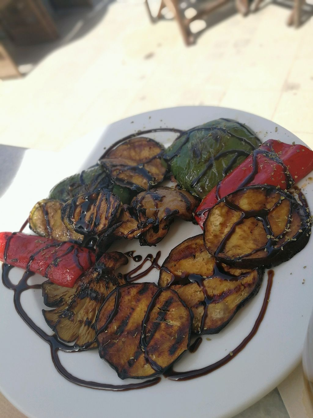 "Photo of V+ S Corner  by <a href=""/members/profile/JohnVanillah"">JohnVanillah</a> <br/>grilled Mediterranean vegetables <br/> April 12, 2018  - <a href='/contact/abuse/image/106078/384596'>Report</a>"