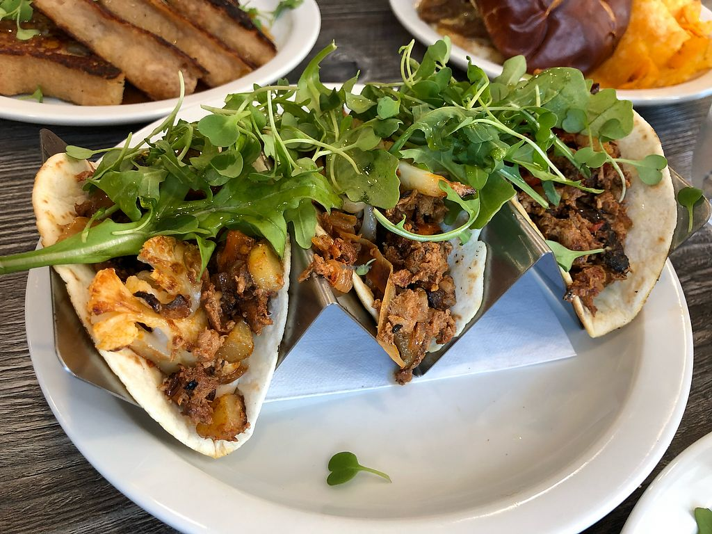 """Photo of Fox & Fig  by <a href=""""/members/profile/daroff"""">daroff</a> <br/>Breakfast Tacos <br/> December 31, 2017  - <a href='/contact/abuse/image/106084/341348'>Report</a>"""