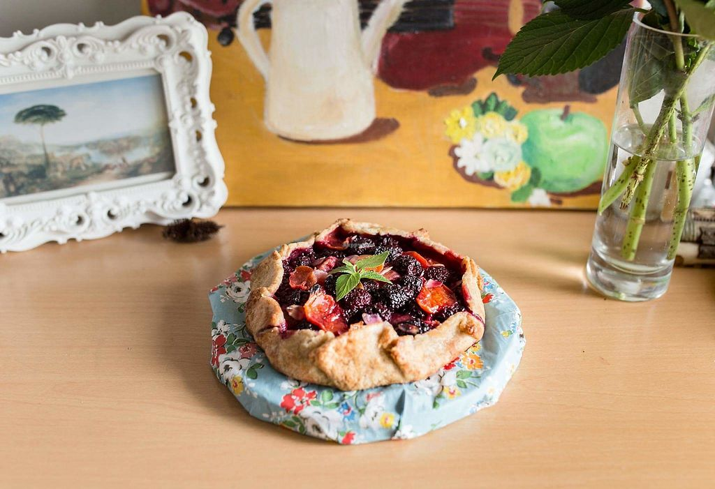 "Photo of Friendly Sweets TereCoco  by <a href=""/members/profile/Terehere"">Terehere</a> <br/>Rustic pies with whole wheat crust, local butter from happy cows and fresh seasonal fruit. This one is triple berry.  <br/> November 27, 2017  - <a href='/contact/abuse/image/106089/329834'>Report</a>"