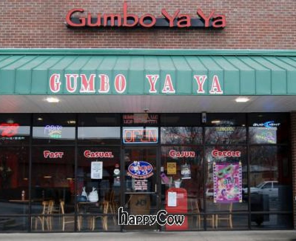 "Photo of Gumbo Ya Ya  by <a href=""/members/profile/Justin%20K."">Justin K.</a> <br/>Gumbo Ya Ya store front <br/> December 5, 2012  - <a href='/contact/abuse/image/10610/200636'>Report</a>"