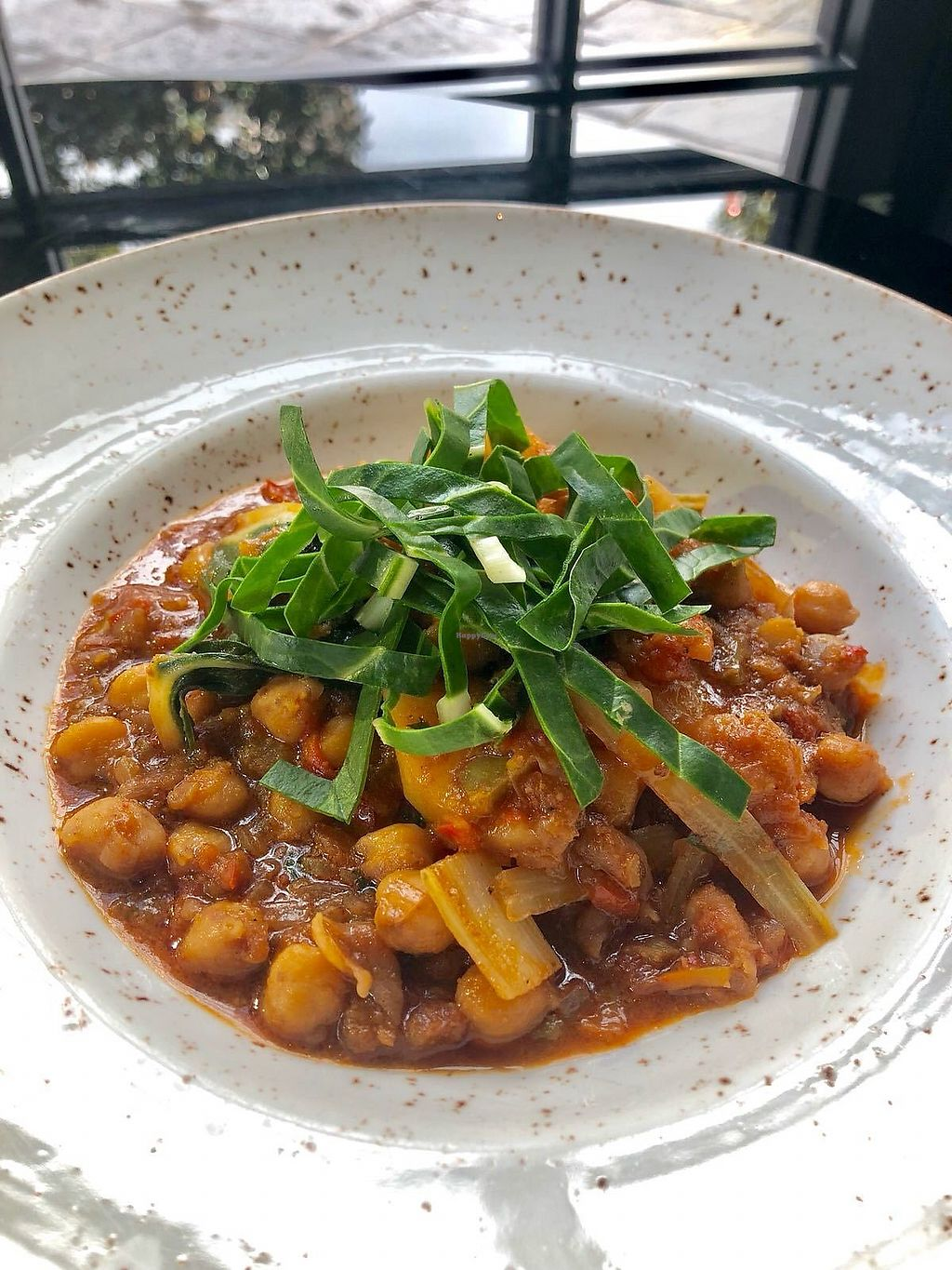 """Photo of Wild Food  by <a href=""""/members/profile/LorenaSierra"""">LorenaSierra</a> <br/>Stewed Chickpeas <br/> April 7, 2018  - <a href='/contact/abuse/image/106140/382078'>Report</a>"""