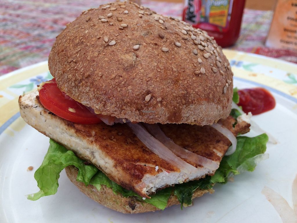 """Photo of Chinitas  by <a href=""""/members/profile/Wichemas"""">Wichemas</a> <br/>Vegan Hamburgers and Vegan pizza is the best call for lunch or dinner, between $4 to $8 price. Also the breakfast with tofu is awesome <br/> November 29, 2017  - <a href='/contact/abuse/image/106167/330314'>Report</a>"""