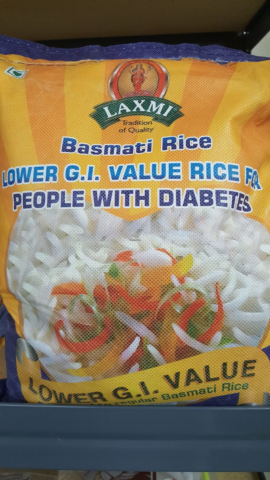 """Photo of Namaste India Groceries and Vegetables  by <a href=""""/members/profile/debbiesmall"""">debbiesmall</a> <br/>Lots of different kinds of rice <br/> November 29, 2017  - <a href='/contact/abuse/image/106175/330538'>Report</a>"""