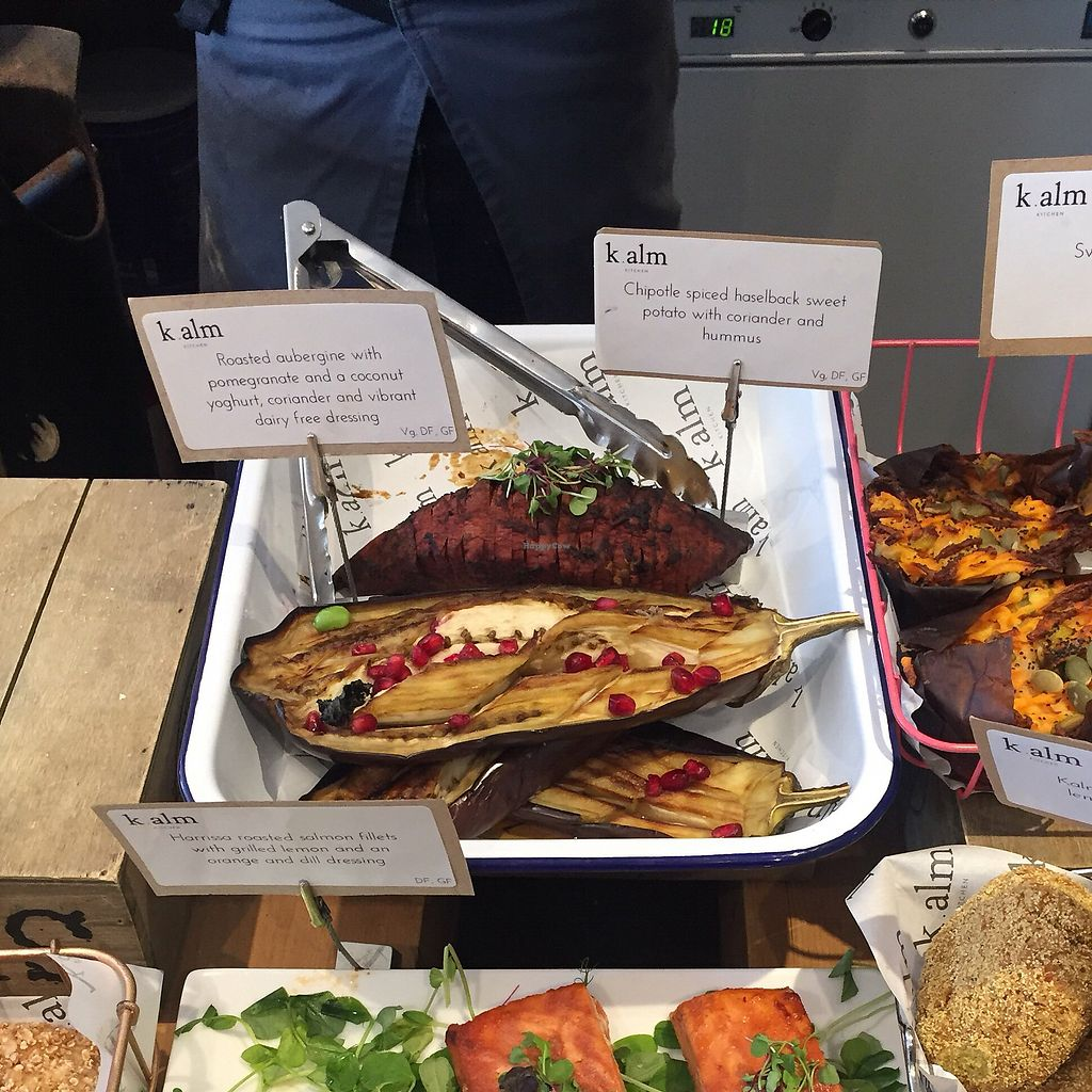 "Photo of Kalm Kitchen Cafe  by <a href=""/members/profile/bakeydoesntbake"">bakeydoesntbake</a> <br/>More vegan options! <br/> March 4, 2018  - <a href='/contact/abuse/image/106176/366810'>Report</a>"
