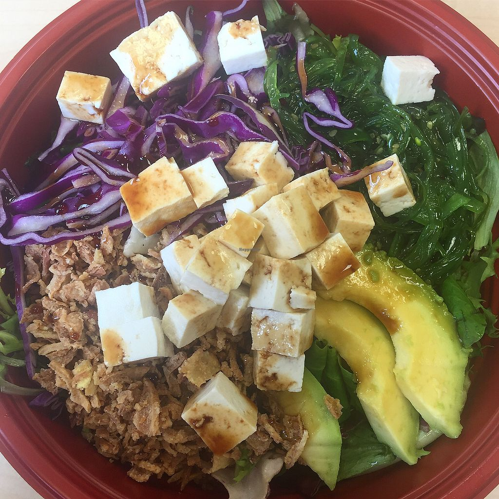 "Photo of Poke House  by <a href=""/members/profile/bakeydoesntbake"">bakeydoesntbake</a> <br/>Tofu poke bowl <br/> November 29, 2017  - <a href='/contact/abuse/image/106181/330380'>Report</a>"