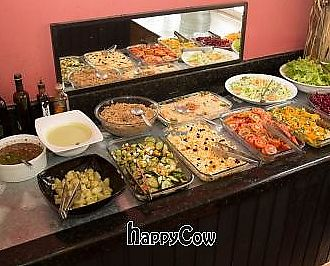 "Photo of Vegetalle  by <a href=""/members/profile/SteveJohnson"">SteveJohnson</a> <br/>Great Vegan Salad Bar <br/> November 17, 2012  - <a href='/contact/abuse/image/10620/303139'>Report</a>"
