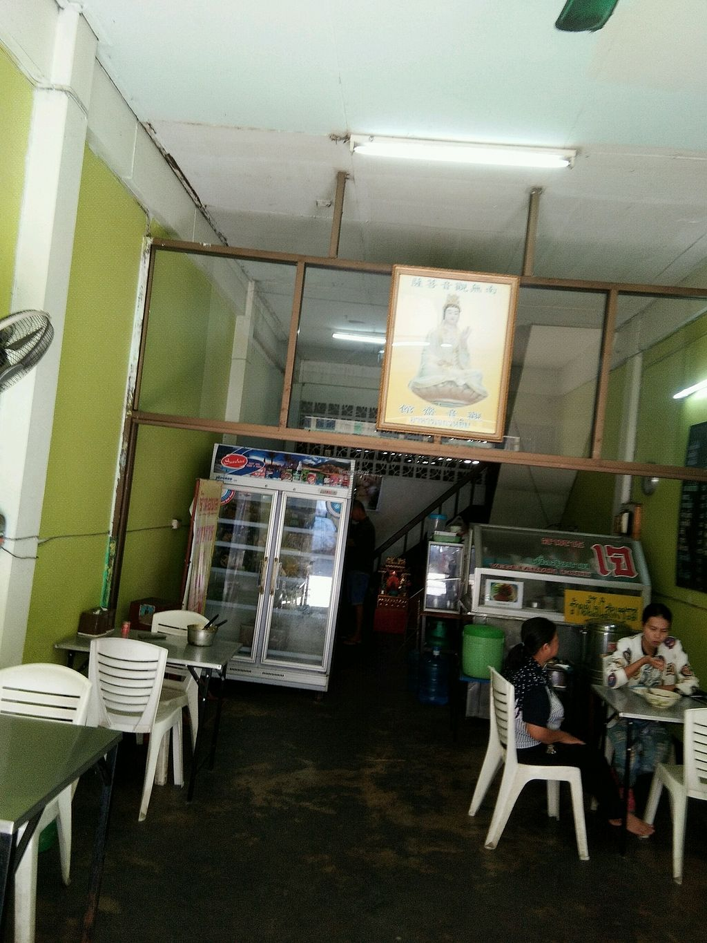 """Photo of Vegetarian - Khuanthani Rd  by <a href=""""/members/profile/Michas"""">Michas</a> <br/>Cafe  <br/> December 23, 2017  - <a href='/contact/abuse/image/106210/338279'>Report</a>"""