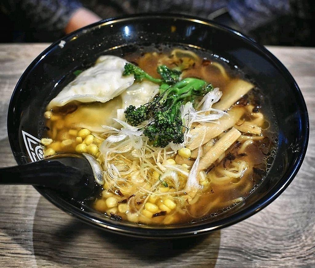 "Photo of Hachi Ramen  by <a href=""/members/profile/KellyBone"">KellyBone</a> <br/>Vegan Tokyo Ramen <br/> March 12, 2018  - <a href='/contact/abuse/image/106212/369623'>Report</a>"