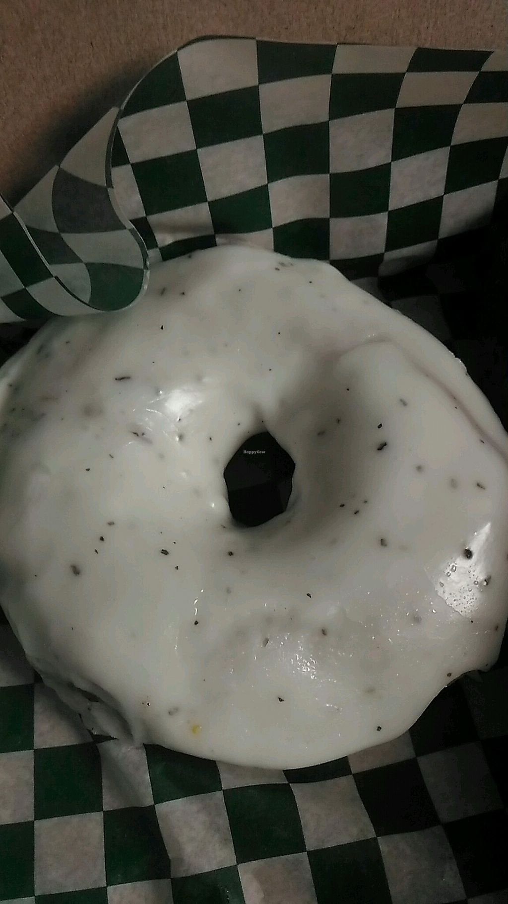 """Photo of Vandal Doughnuts  by <a href=""""/members/profile/QuothTheRaven"""">QuothTheRaven</a> <br/>vegan harbour fog donut  <br/> April 27, 2018  - <a href='/contact/abuse/image/106260/391758'>Report</a>"""