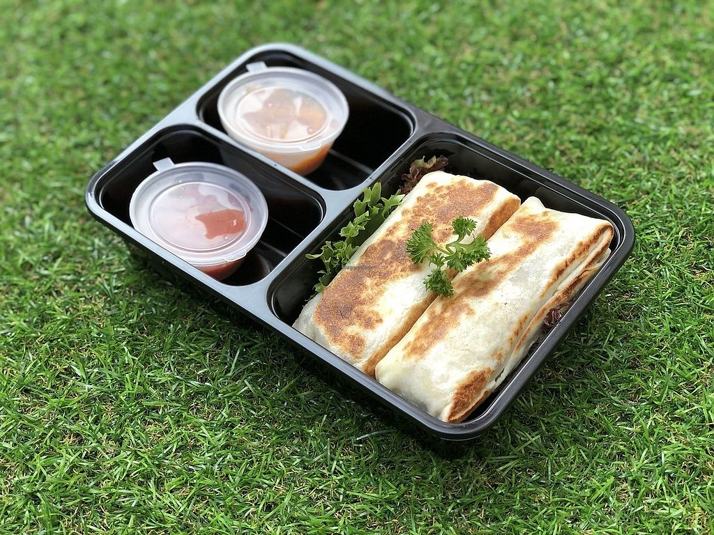 """Photo of Pranaa Food  by <a href=""""/members/profile/pranaafood"""">pranaafood</a> <br/>Mexican Burrito <br/> March 14, 2018  - <a href='/contact/abuse/image/106282/370433'>Report</a>"""