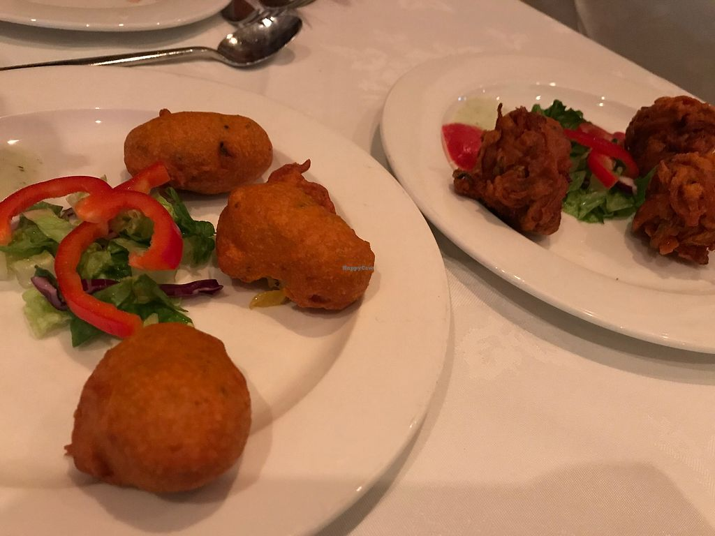 "Photo of Cumin Club  by <a href=""/members/profile/TARAMCDONALD"">TARAMCDONALD</a> <br/>Deep fried veggies/vegan starters... really tasty! <br/> February 20, 2018  - <a href='/contact/abuse/image/106287/361682'>Report</a>"