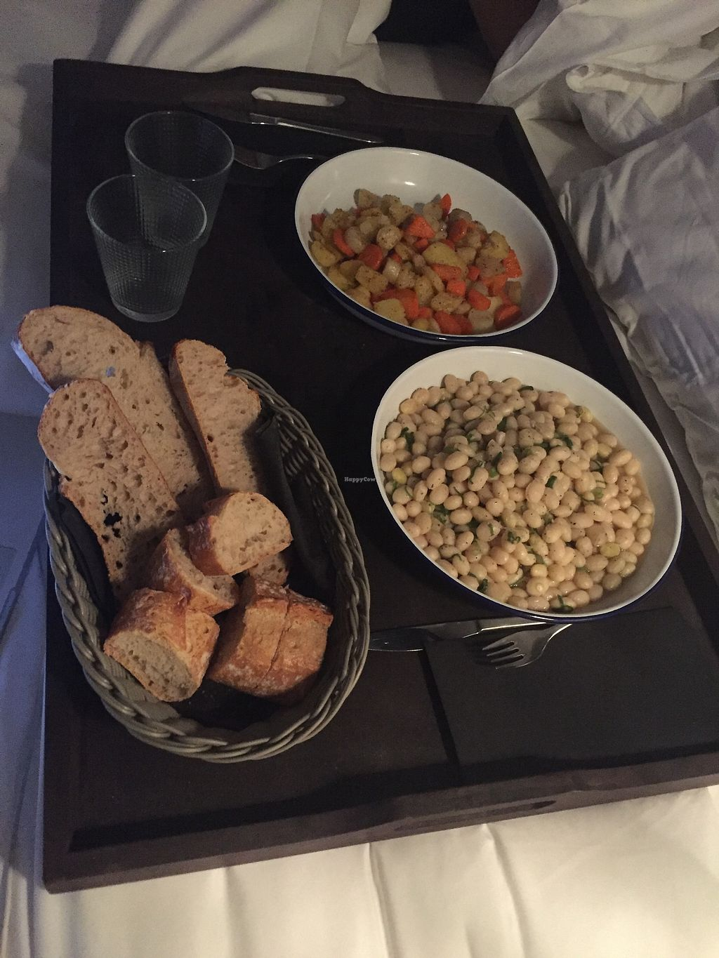 """Photo of Kube Hotel Paris  by <a href=""""/members/profile/TARAMCDONALD"""">TARAMCDONALD</a> <br/>Room service <br/> December 1, 2017  - <a href='/contact/abuse/image/106293/331194'>Report</a>"""