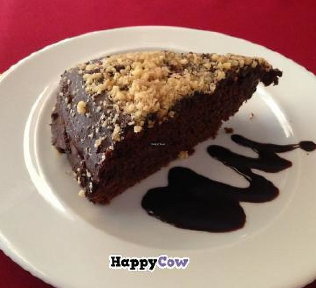 """Photo of Os Tibetanos  by <a href=""""/members/profile/Loli"""">Loli</a> <br/>Vegan chocolate cake <br/> August 17, 2013  - <a href='/contact/abuse/image/1062/241138'>Report</a>"""