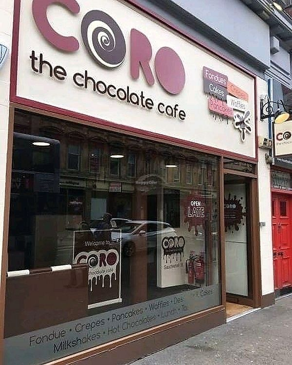 """Photo of Coro the Chocolate Cafe  by <a href=""""/members/profile/craigmc"""">craigmc</a> <br/>here you go <br/> March 25, 2018  - <a href='/contact/abuse/image/106311/375972'>Report</a>"""