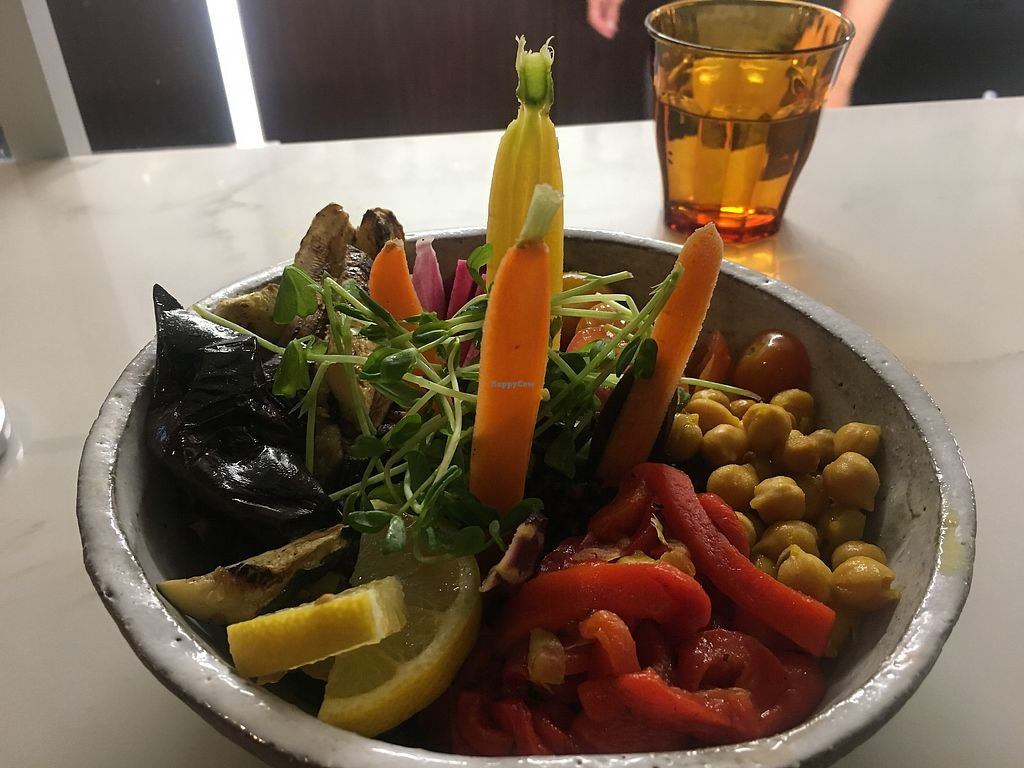 """Photo of Panacea  by <a href=""""/members/profile/Diet%20Coach"""">Diet Coach</a> <br/>Cracked Freekeh Grain Bowl <br/> December 4, 2017  - <a href='/contact/abuse/image/106333/332138'>Report</a>"""